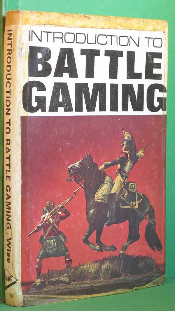 Image for Introduction to Battle Gaming