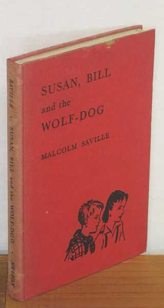 Image for Susan, Bill and the Wolf-Dog