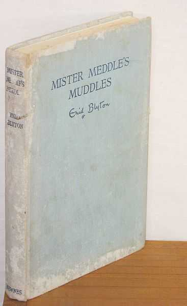 Image for Mister Meddles Muddles