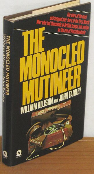 Image for The Monocled Mutineer