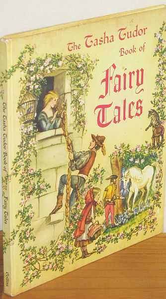 Image for The Tasha Tudor Book of Fairy Tales