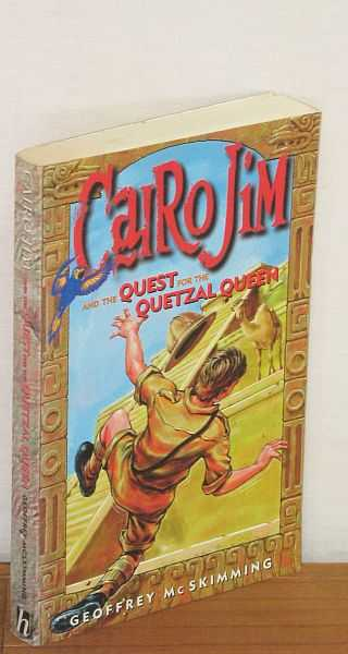 Image for Cairo Jim and the Quest for the Quetzal Queen