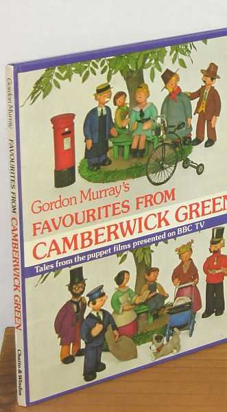 Image for Favourites from Camberwick Green : Tales from his puppet films presented on BBC TV