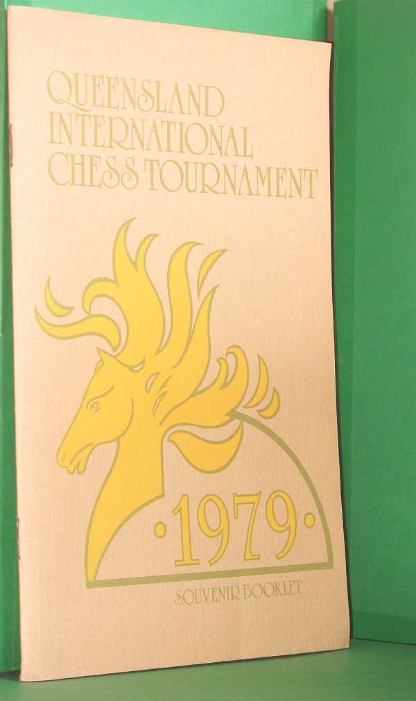 Image for Queensland International Chess Tournament 1979 - Souvenir Booklet