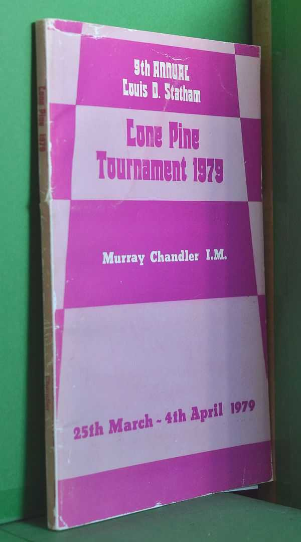 Image for 9th Annual Lone Pine Tournament 1979