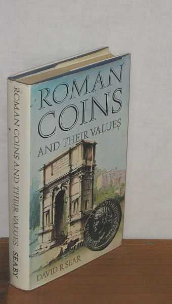 Image for Roman Coins and Their Values