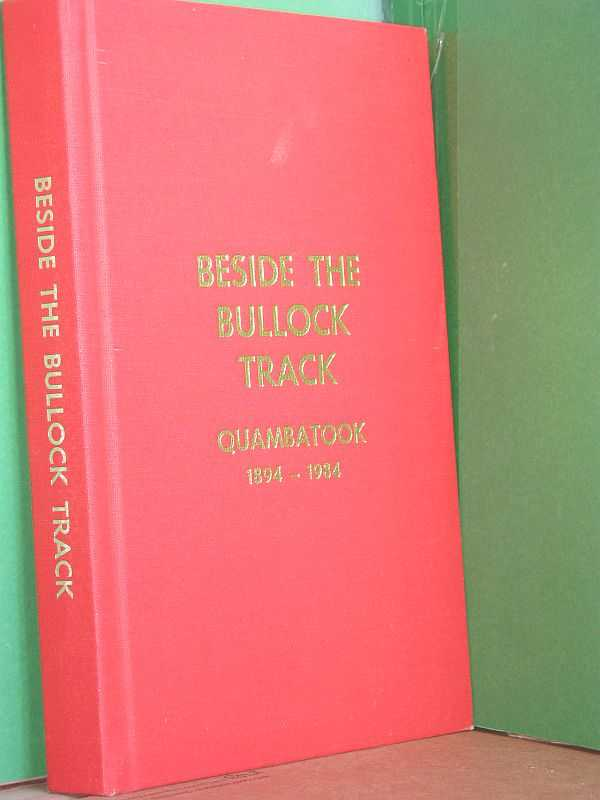 Image for Beside the Bullock Track : Quambatook 1894-1984