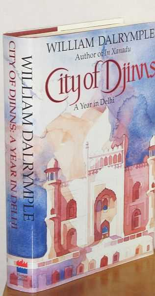 Image for City of Djinns : A Year in Delhi