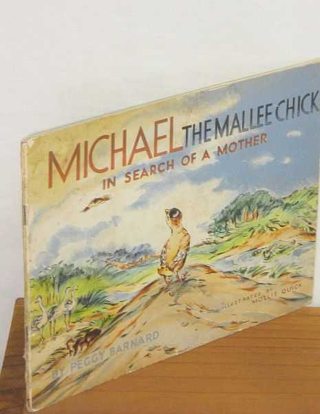 Image for Michael The Mallee Chick : In Search of a Mother
