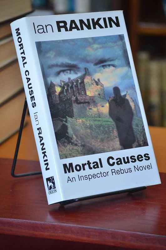 Image for Mortal Causes : An Inspector Rebus Novel