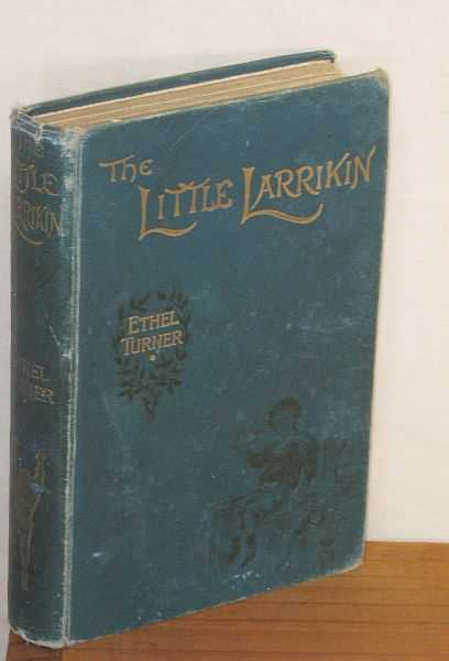 Image for The Little Larrikin