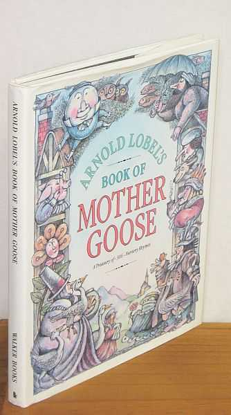 Image for Book of Mother Goose