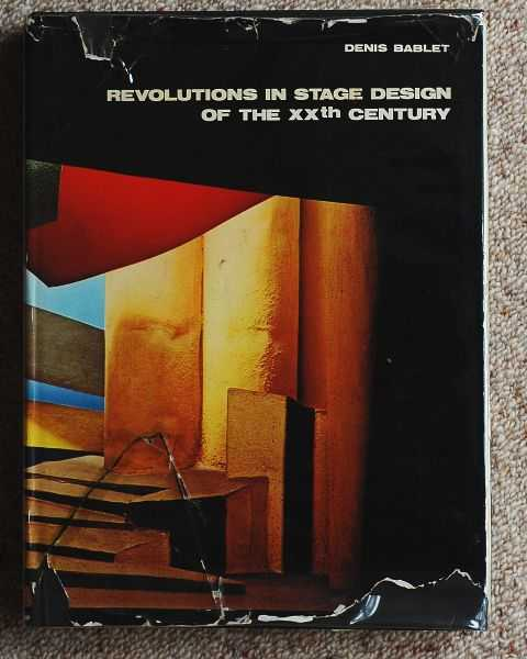 Image for Revolutions of Stage Design in the 20th Century