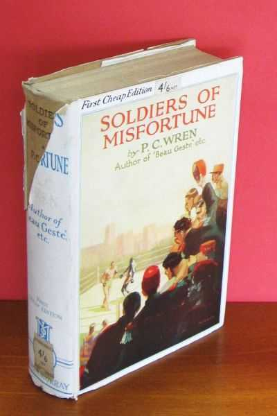 Image for Soldiers of Misfortune : The Story of Otho Belleme