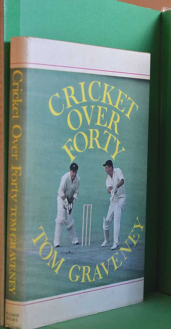 Image for Cricket Over Forty