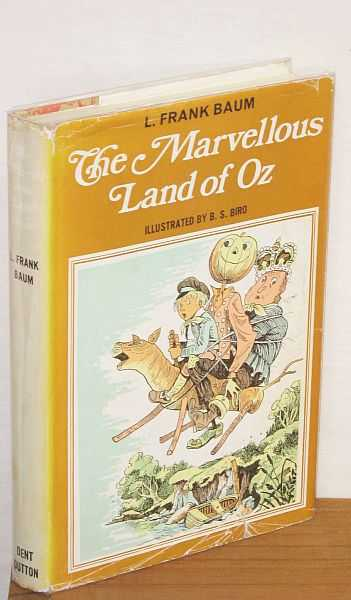 Image for The Marvellous Land of Oz