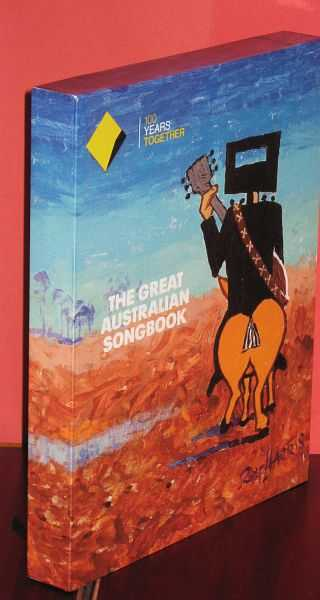 Image for The Great Australian Songbook