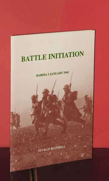 Image for Battle Initiation :  Bardia 3 January 1941