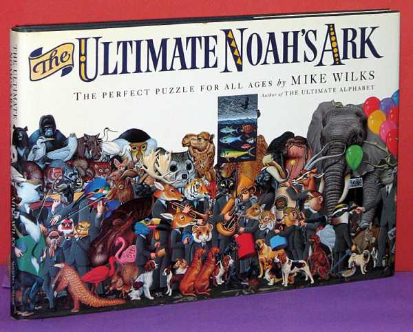 Image for The Ultimate Noah's Ark : The Perfect Puzzle for All Ages