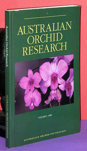Image for Australian Orchid Research