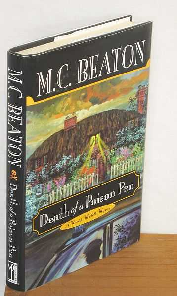 Image for Death of the Poison Pen