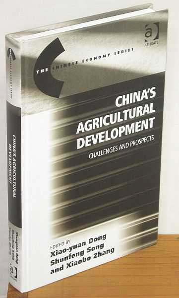 Image for China's Agricultural Development : Challenges and Prospects