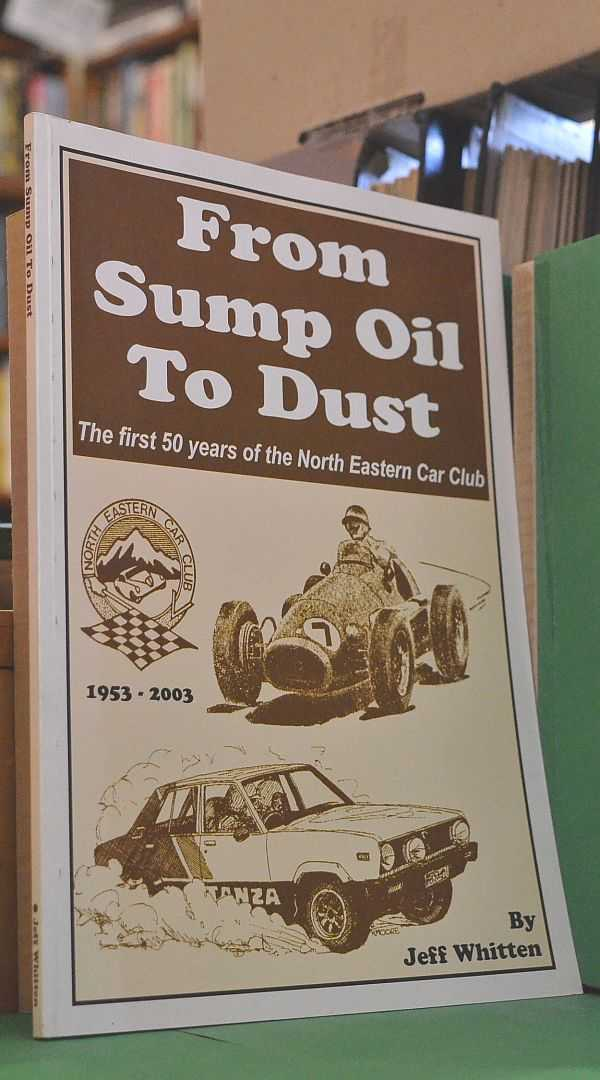 Image for From Sump Oil To Dust