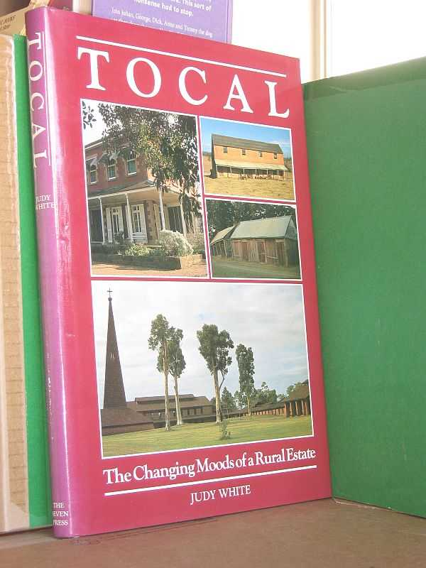 Image for Tocal : The Changing Moods of a Rural Estate