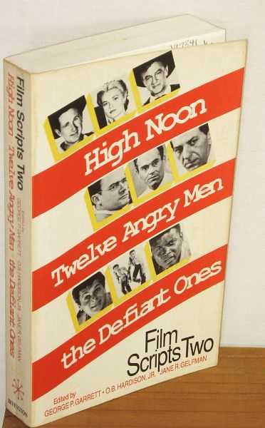 Image for Film Scripts Two : High Noon; Twelve Angry Men; The Defiant Ones