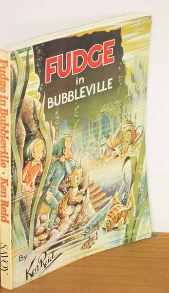 Image for Fudge in Bubbleville