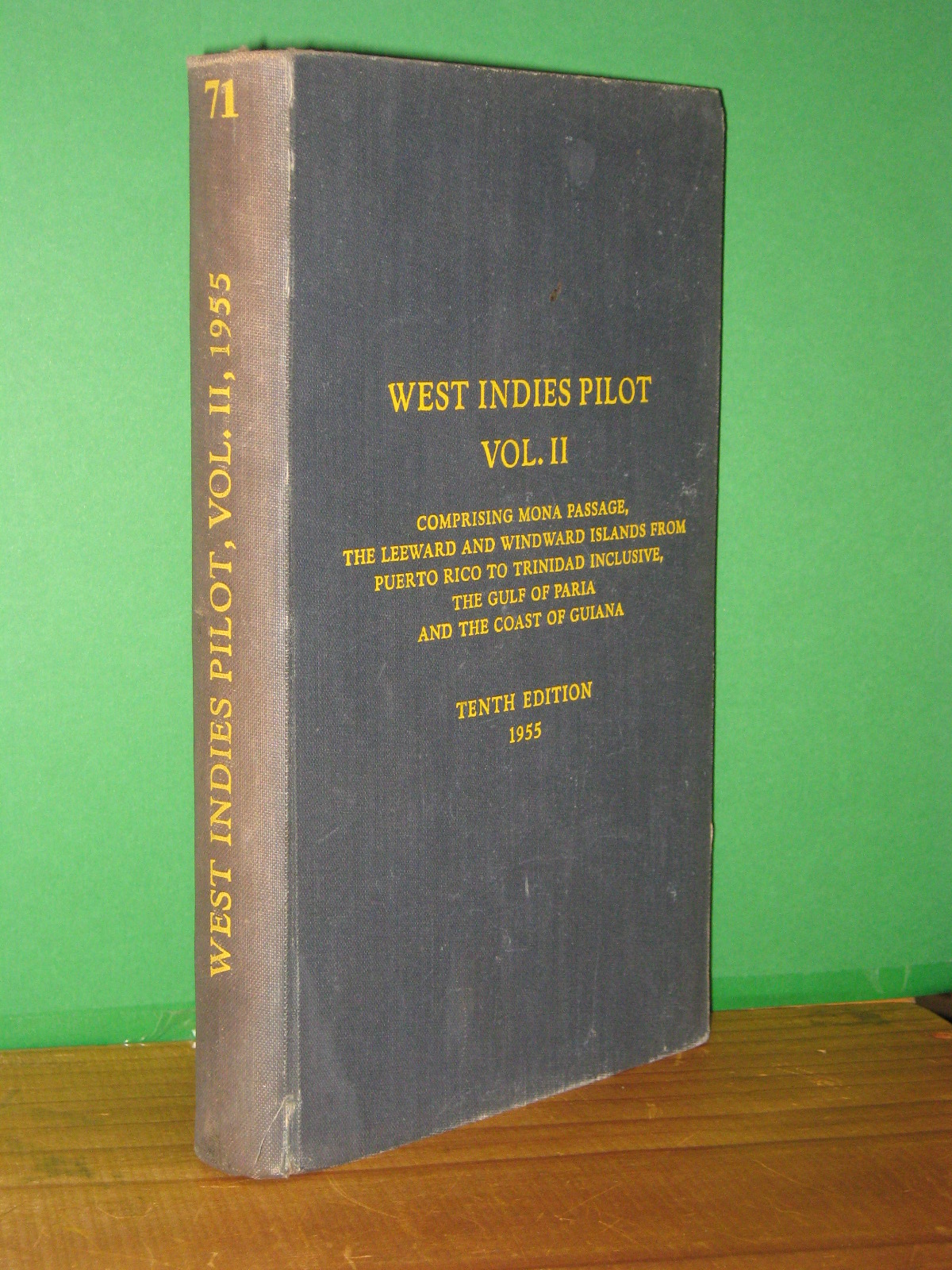 Image for West Indies Pilot Vol II