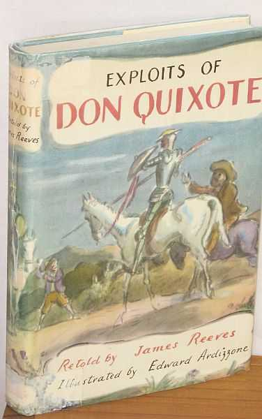 Image for Exploits of Don Quixote