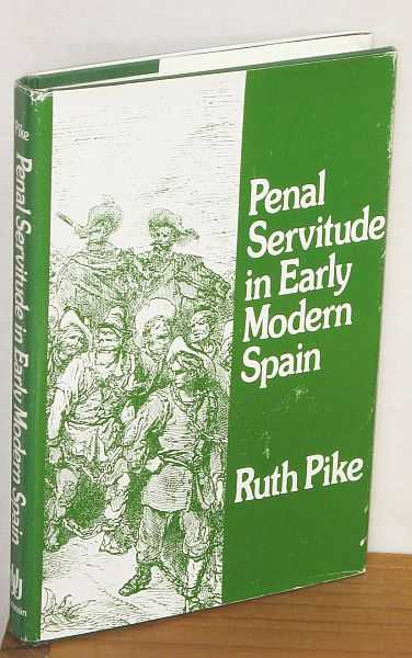 Image for Penal Servitude in Early Modern Spain