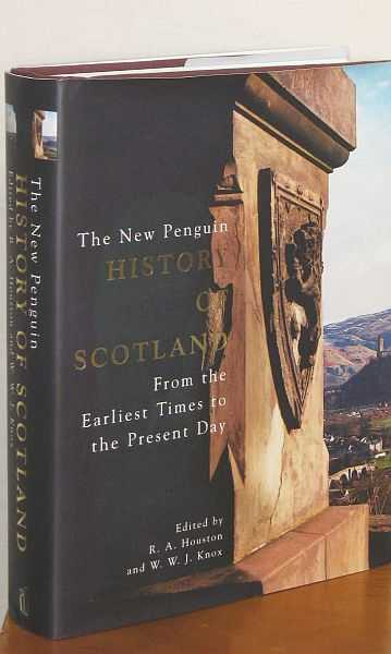 Image for The New Penguin History of Scotland : From the Earliest Times to the Present Day