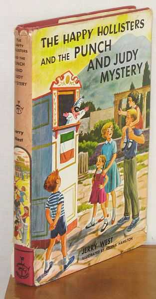 Image for The Happy Hollisters and the Punch and Judy Mystery