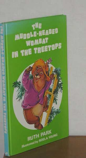 Image for The Muddle-Headed Wombat In The Treetops