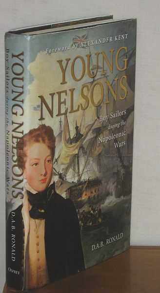 Image for Young Nelsons : Boy Sailors during the Napoleonic Wars