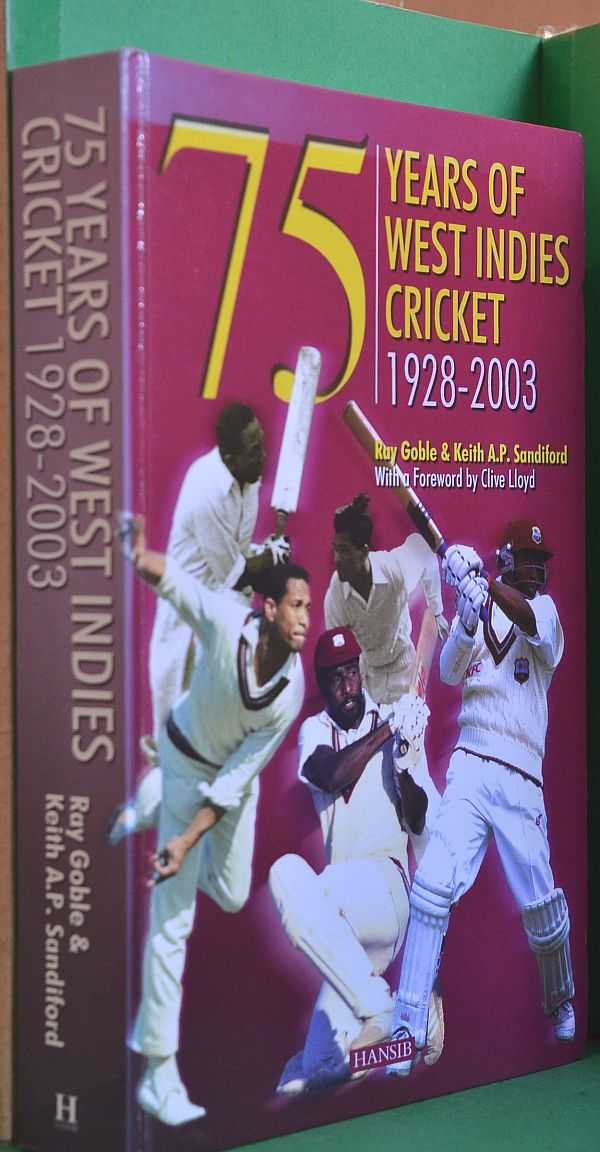 Image for 75 Years of West Indies Cricket