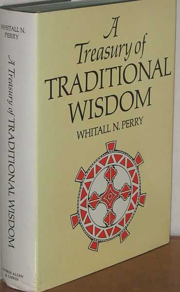 Image for A Treasury of Traditional Wisdom