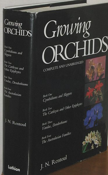 Image for Growing Orchids: Complete and Unabridged