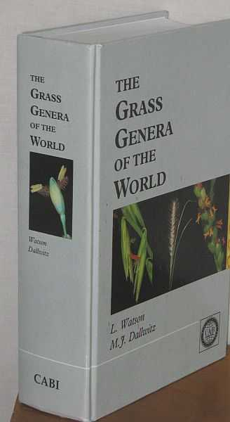 Image for The Grass Genera of the World