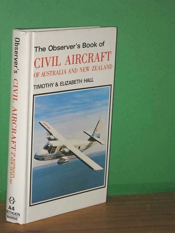 Image for The Observer's Book of Civil Aircraft of Australia and New Zealand