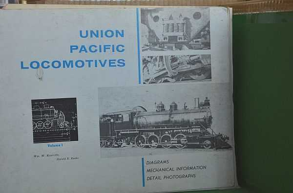 Image for Union Pacific Locomotives Volume I
