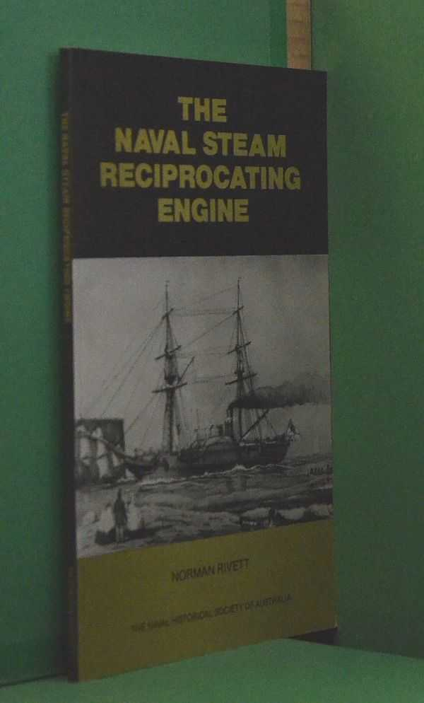 Image for The Naval Steam Reciprocating Engine