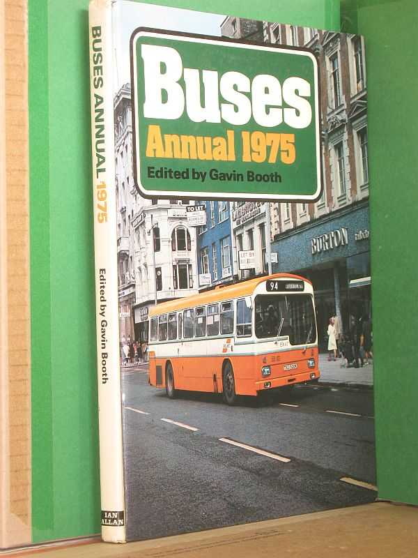 Image for Buses: Annual 1975