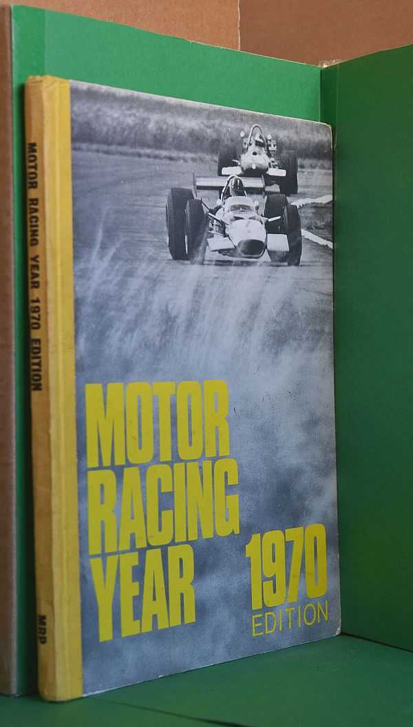 Image for Motor Racing Year 1970 Edition