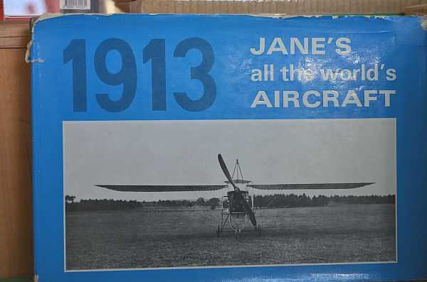 Image for Jane's all the world's AIRCRAFT: 1913