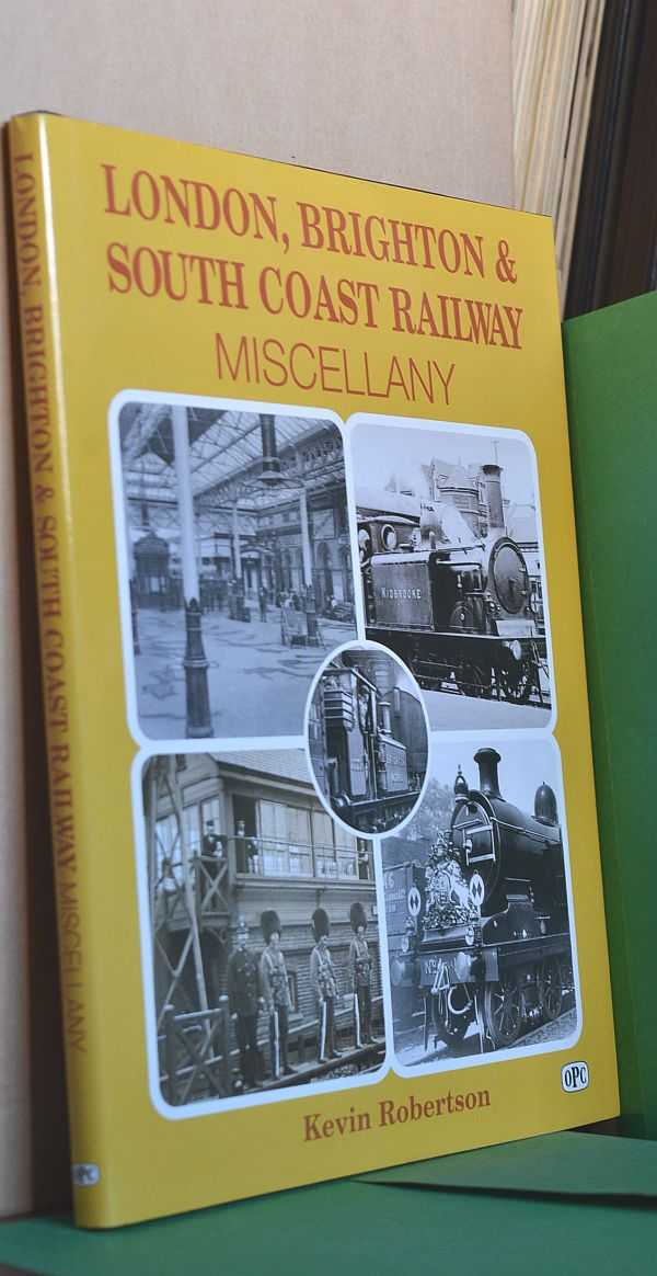 Image for London, Brighton & South Coast Railway Miscellany