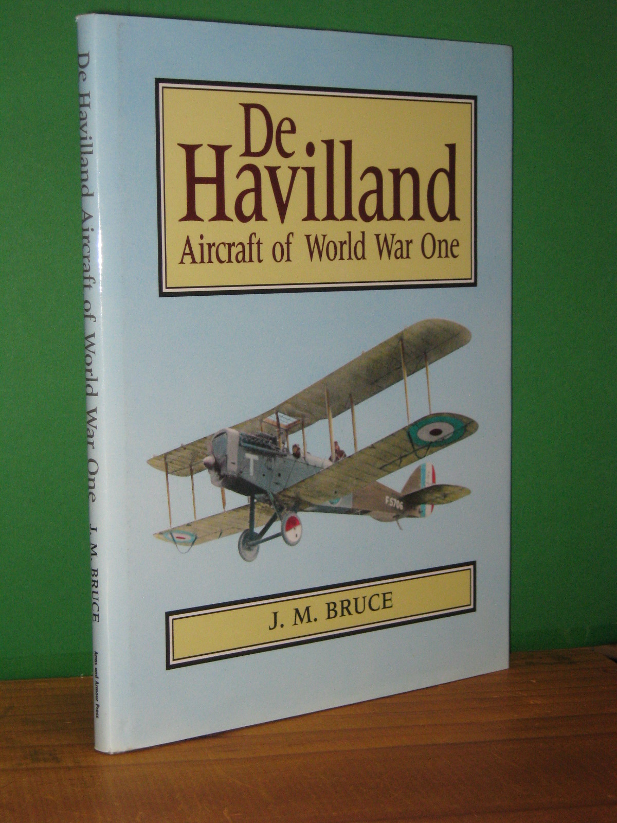Image for De Havilland: Aircraft of World War One