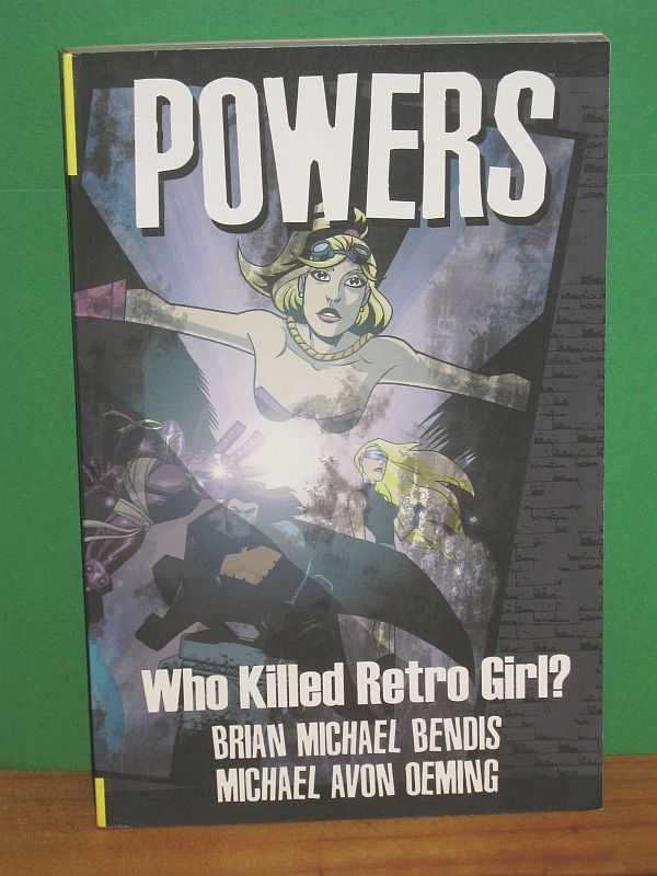 Image for Powers Vol. 1: Who Killed Retro Girl?